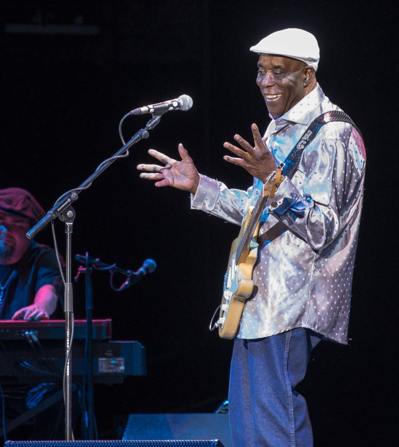 Buddy Guy London 13 July 2017