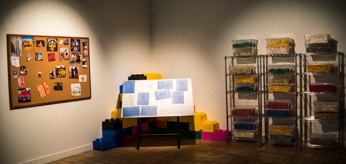 The Art of the Brick, LEGO_0002