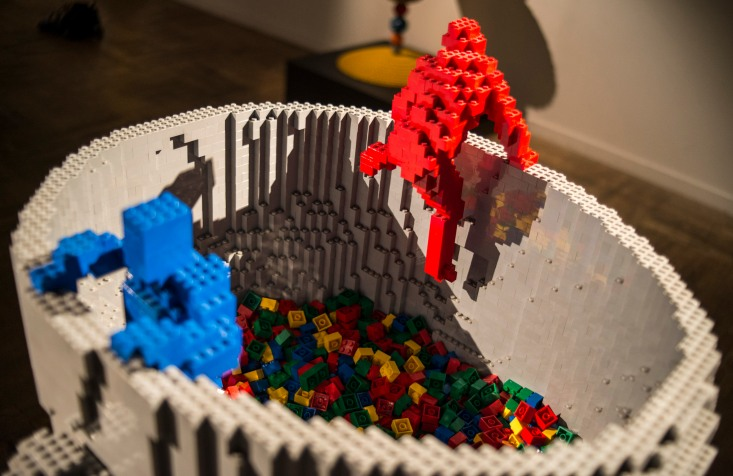 The Art of the Brick, LEGO_0005