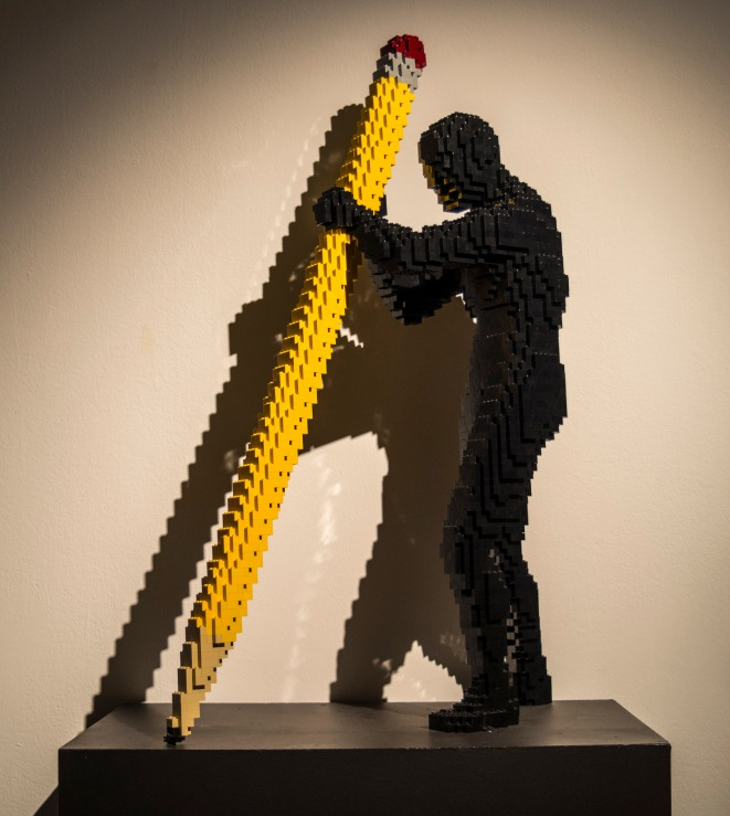 The Art of the Brick, LEGO_0006