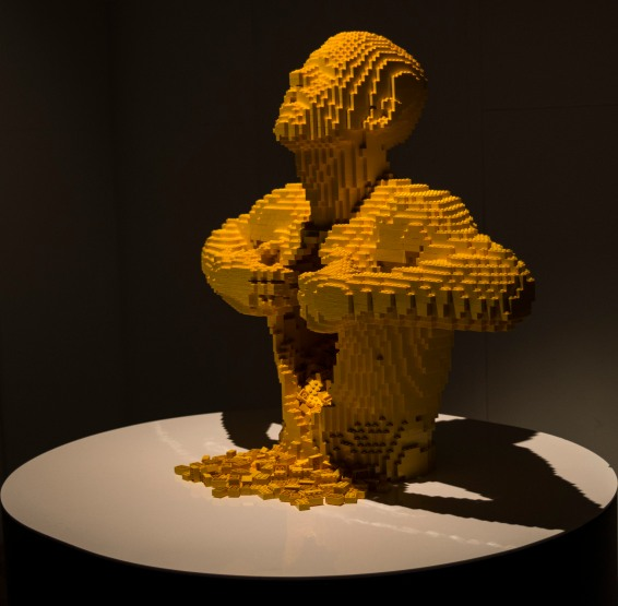 The Art of the Brick, LEGO_0010