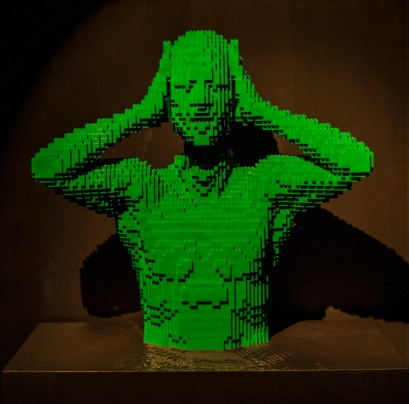 The Art of the Brick, LEGO_0028