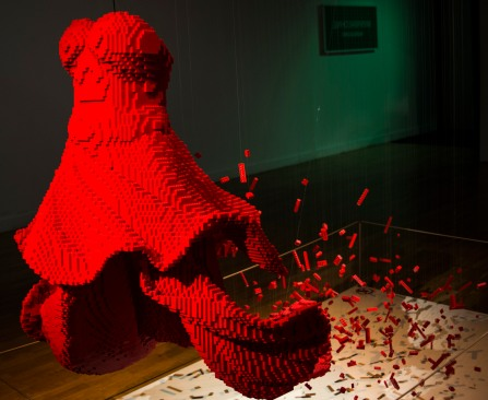 The Art of the Brick, LEGO_0037