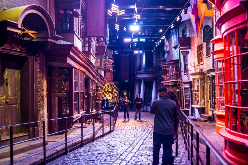 Harry Potter WB Studio Tour_0060
