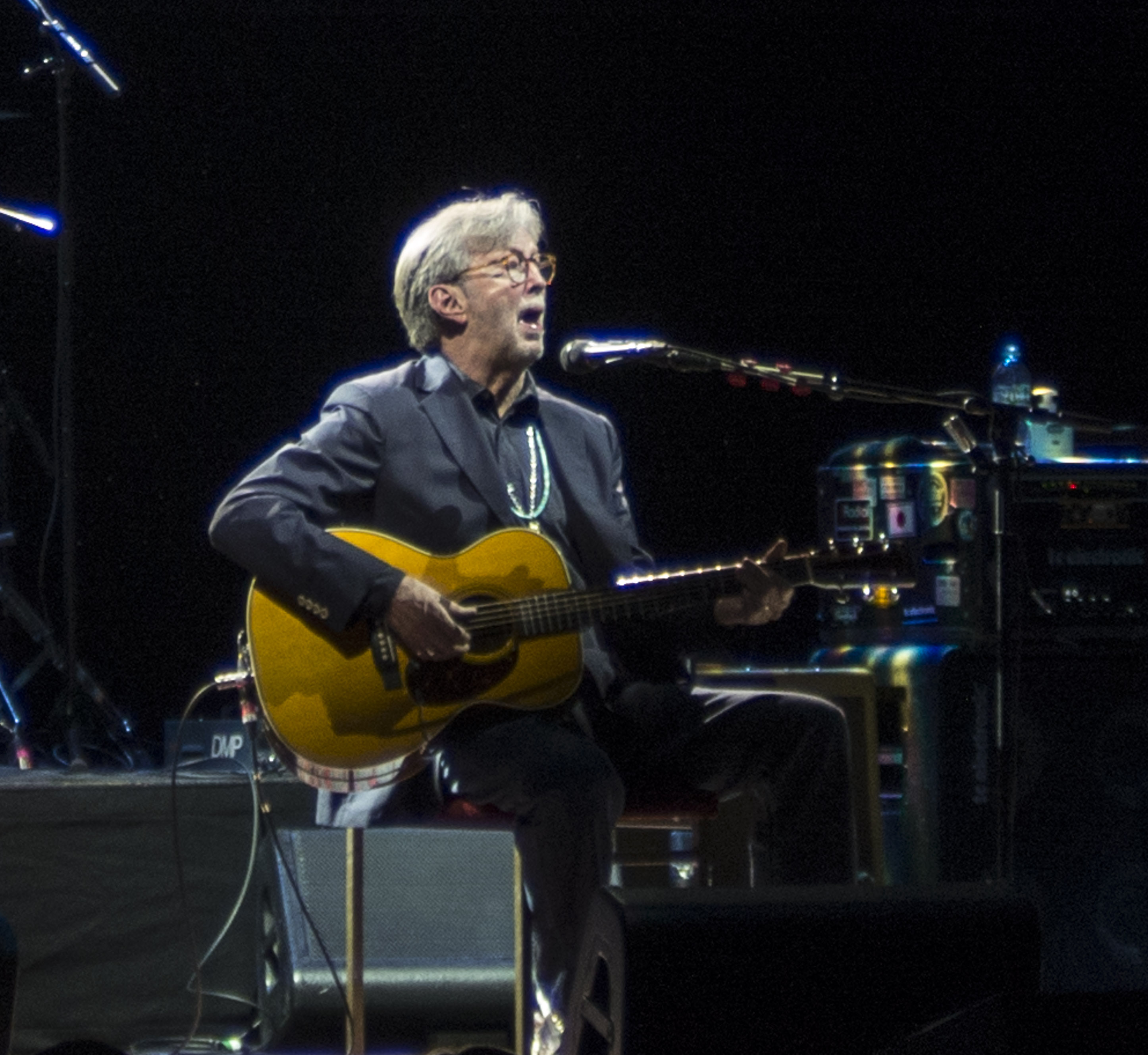 Eric Clapton London